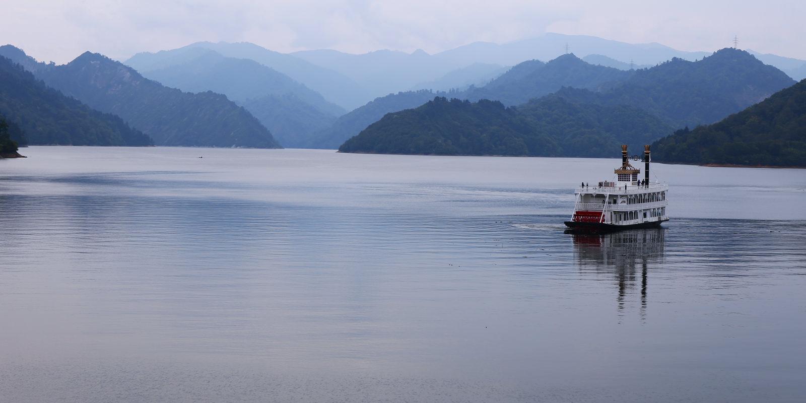 一個人大縱走14天速記心得(中)奧入瀨溪流、越後湯沢、奧只見
