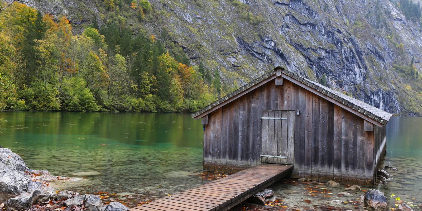 德奧浪漫自助行🦆如臨仙境的山光水色~國王湖 Königssee