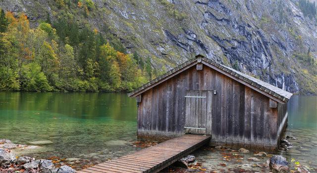德奧浪漫自助行🦆如臨仙境~國王湖 Königssee