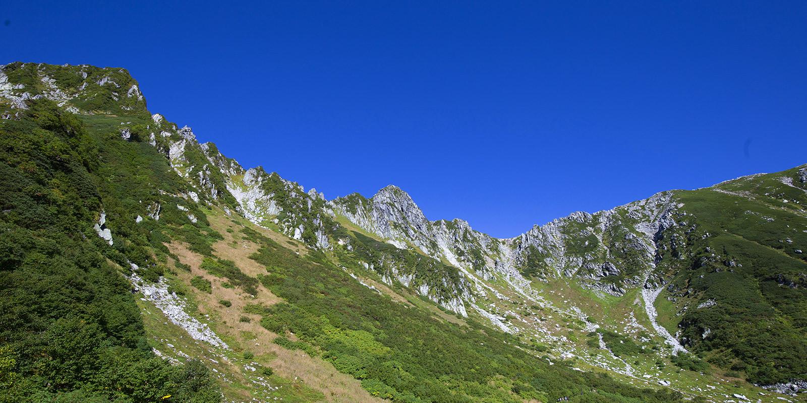 2019 中秋。長野山行⛰朝聖壯麗的千疊敷冰斗&登上中央阿爾卑斯山最高峰木曾駒岳